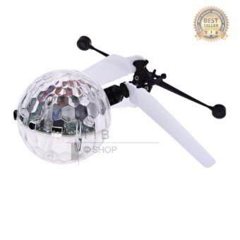 TIB Flying Disco Ball led ENTERTAINMENT ลูกบอลไฟดิสโก้บินบังคับ - 5