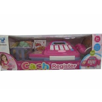TOP ONE SHOP ของเล่นเด็ก เครื่องคิดเงินกล่อง (66049)