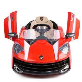 Toyzoner รถแบตเตอรี่เด็กนั่ง แลมโบกินี่ LN6168 - Red