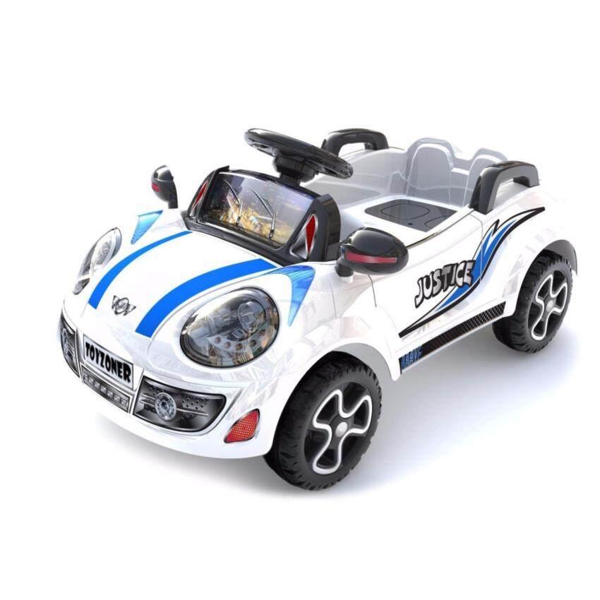 Toyzoner Mini Justin มินิจัสติน 9688 รถเด็กนั่งไฟฟ้า image