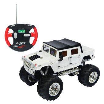Uni รถบังคับวิทยุ รถบังคับดริฟ รถบังคับไฟฟ้า รถบิ๊กฟุต บิ๊กฟุตจิ๊ว รถบังคับวิทยุ 2008D-7