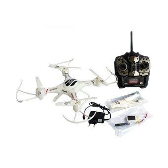 โดรนบังคับ เครื่องบินบังคับ Thairctoy 2.4G 6 Axis QuadCopterโดรน ขนาดใหญ่ 1ฟุต (รุ่นไม่มีกล้อง)