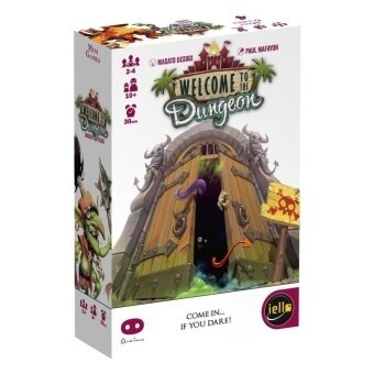 Welcome to the Dungeon Board Game - intl image