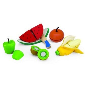 Wonderworld CUTPEEL FRUIT SET