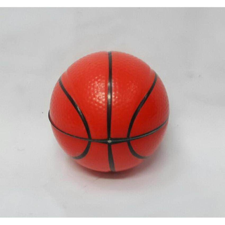 Worktoys ลูกบอลนิ่ม บอลยาง บริหารกล้ามเนื้อมือ (สีแดง)