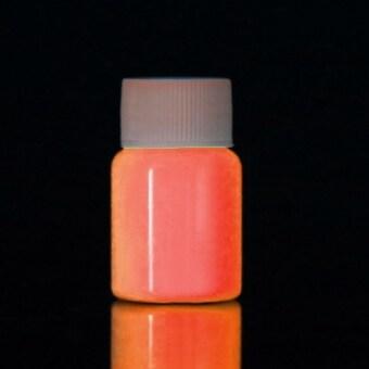 Yika Fluorescent UV Glow Neon Body Paint 20ml (Tangerine)