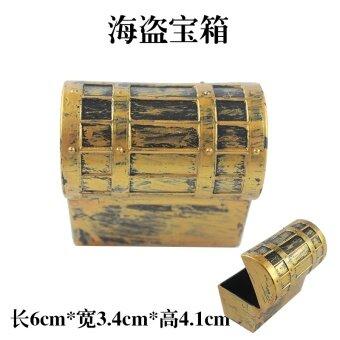 แว่นตาโจรสลัดกล้องโทรทรรศน์ Zhinanzhen ฮอร์นแผนที่ขุมทรัพย์