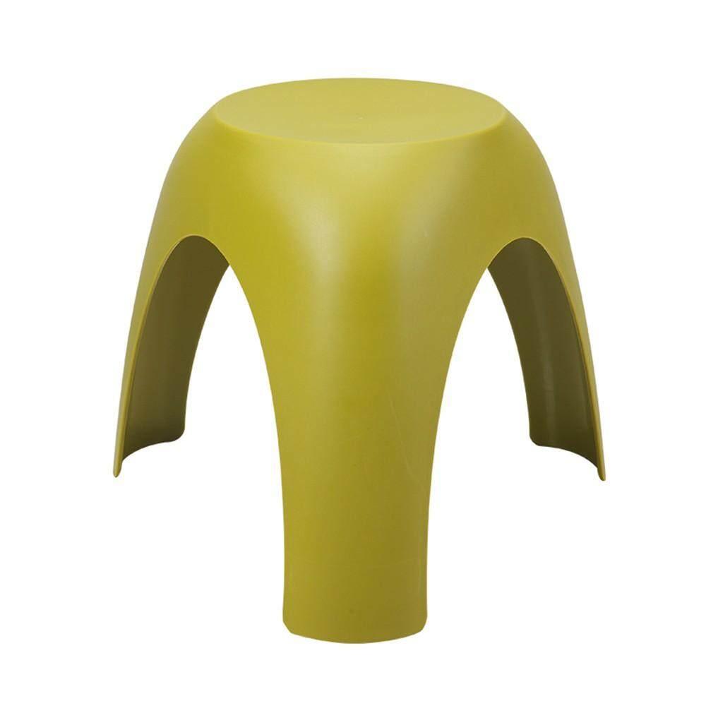 เช่าเก้าอี้ เชียงใหม่ เก้าอี้พลาสติก รุ่น ว้าว - สีเขียว