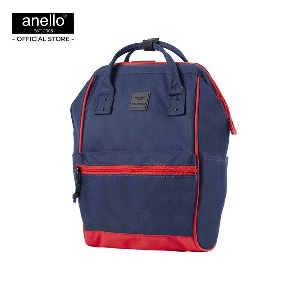 ยี่ห้อไหนดี  เชียงใหม่ anello กระเป๋า กระเป๋าเป้ REG  Multi color Classic Backpack OS-N045