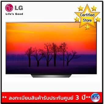 LG OLED TV รุ่น 65B8PTA ขนาด 65 นิ้ว B8 OLED 4K HDR AI Smart TV