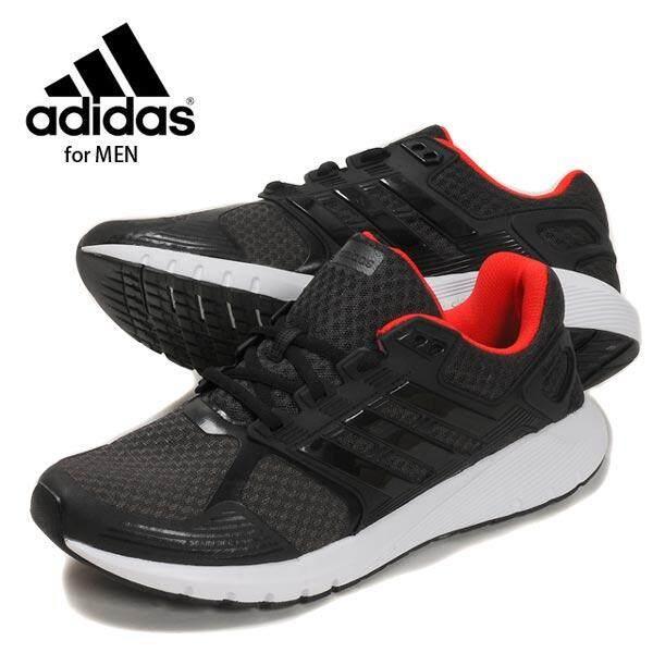 ขายดีมาก! Adidas รองเท้าผ้าใบ ออกกำลังกาย ผู้ชาย อาดิดาส Duramo Black พื้นโฟม นุ่ม เบา สบายเท้า ++ลิขสิทธิ์แท้ 100% จาก ADIDAS พร้อมส่ง ส่งด่วน kerry++