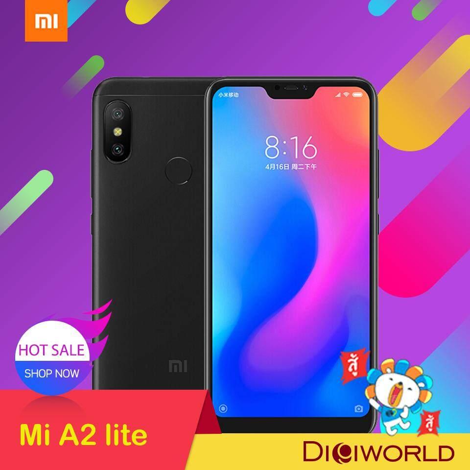 ยี่ห้อไหนดี  แพร่ Xiaomi Mi A2 Lite 3+32GB แถมฟรี! ฟิล์ม รับประกันศูนย์ไทย 1 ปี