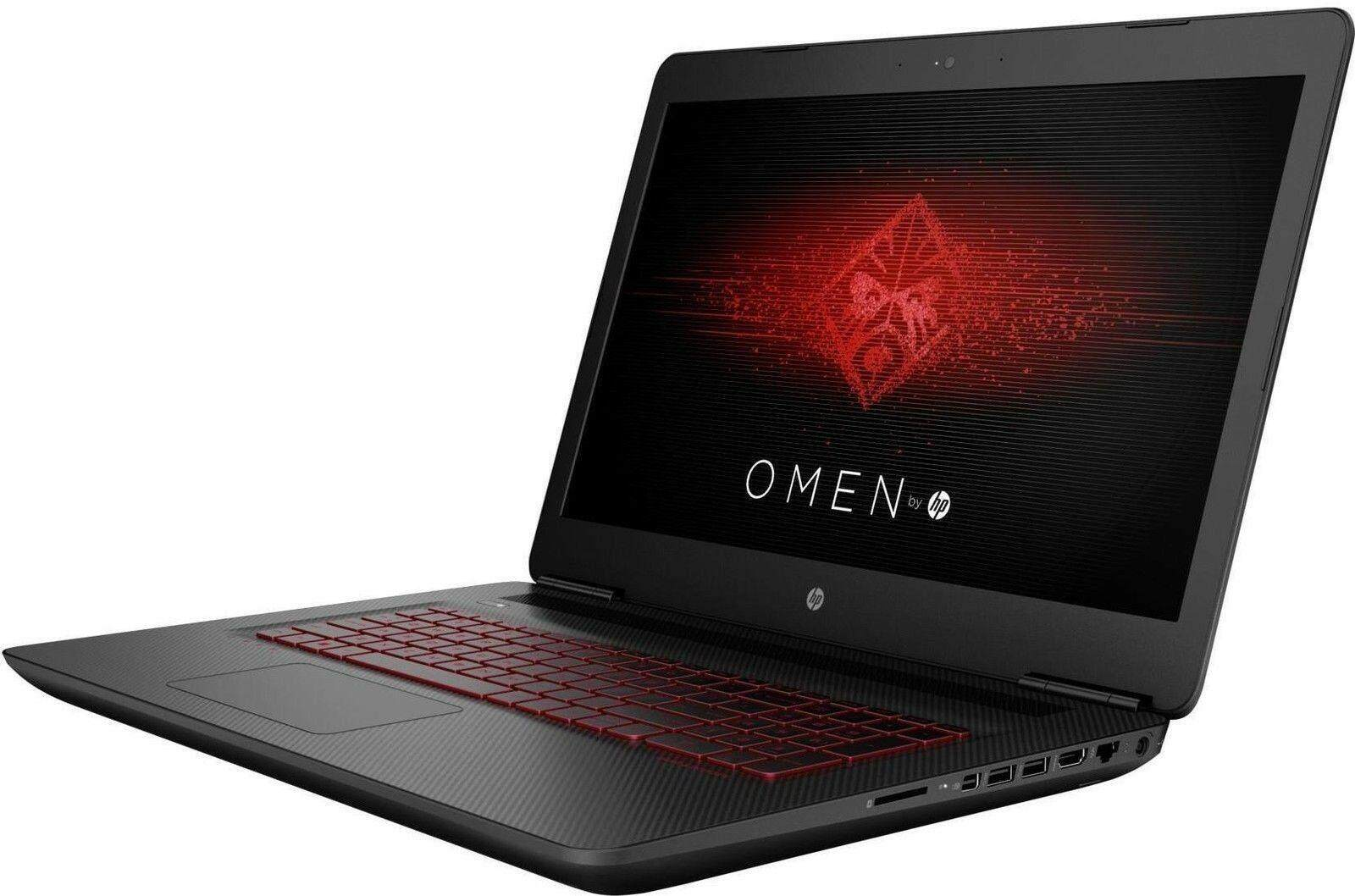 โคราชกรุงเทพมหานคร HP 17.3 Omen Intel Core i7-6700HQ 16GB RAM 512 SSD NVIDIA GEFORCE GTX 1070 8GB