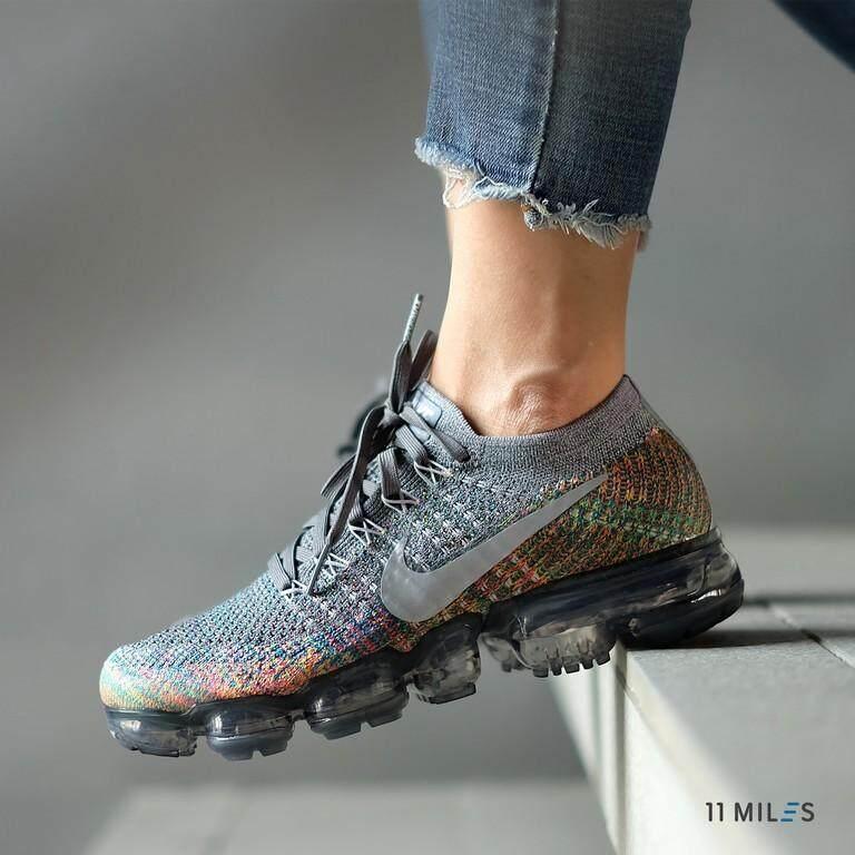 สอนใช้งาน  พระนครศรีอยุธยา 11milesstoreของแท้ !!!! พร้อมส่ง รองเท้าผ้าใบ Nike รุ่น Nike Air Vapormax Flyknit