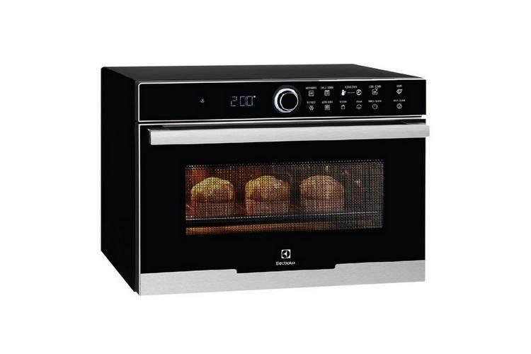 รุ่นใหม่ล่าสุด อุ่นอาหารร้อนเร็ว ประหยัดไฟ ฟังก์ชันพร้อม ใช้งานสะดวก Microwave ไมโครเวฟ ดิจิตอล ELECTROLUX EMS3288X 32L ELECTROLUX EMS3288X