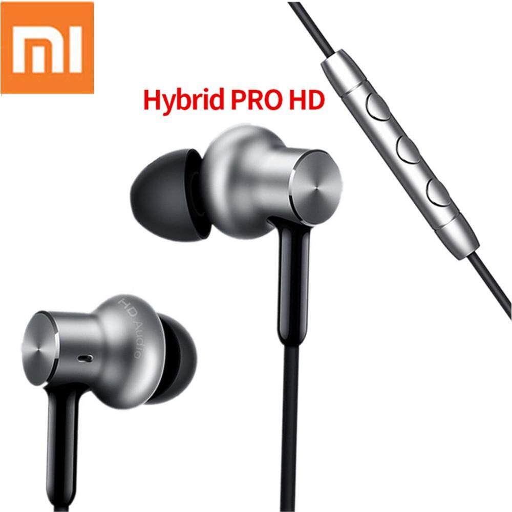 ยี่ห้อไหนดี  แม่ฮ่องสอน Xiaomi หูฟัง earphone Mi Hybrid Pro HD Earphone Piston Triple Driver Mi In-Ear HD Circle Iron Pro Mic headphone