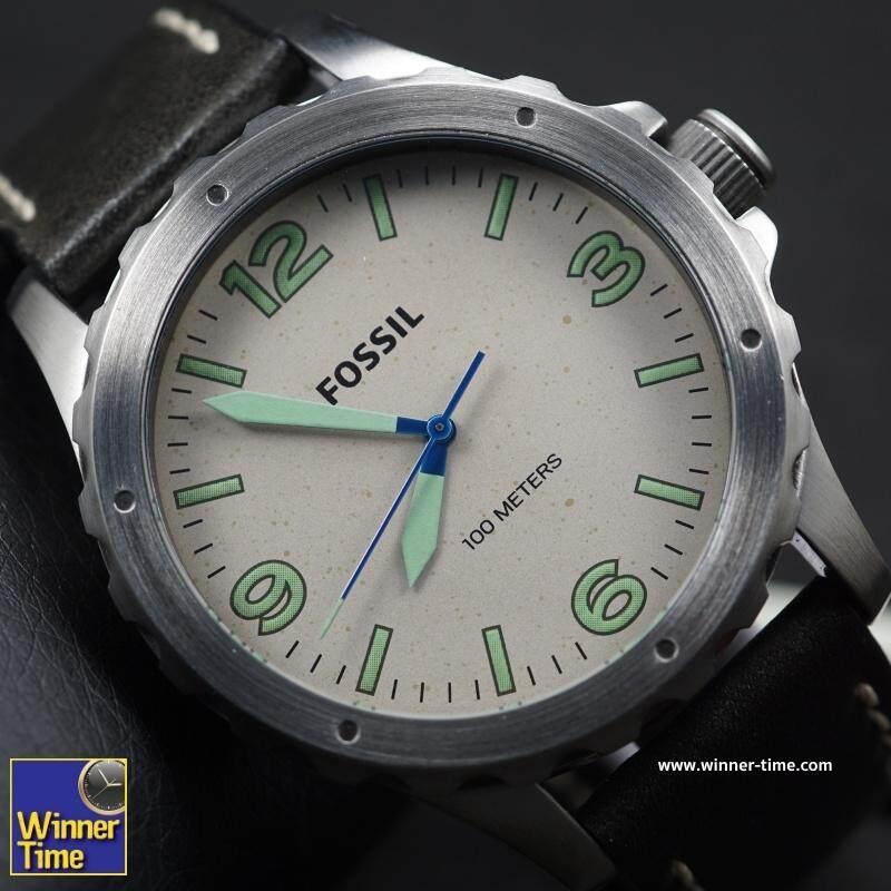 สอนใช้งาน  ขอนแก่น Winner Time นาฬิกา ผู้ชาย Fossil JR1461 รับประกัน 1 ปี