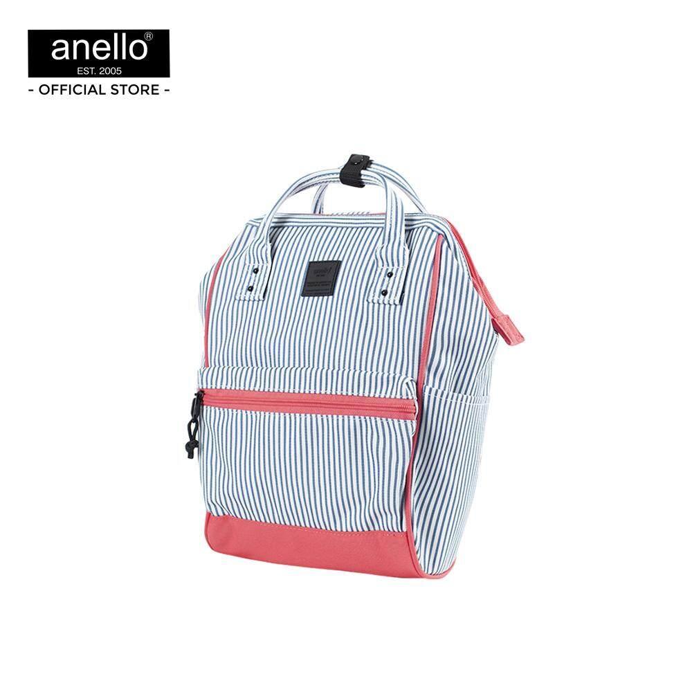 บัตรเครดิตซิตี้แบงก์ รีวอร์ด  ชัยภูมิ anello กระเป๋า กระเป๋าเป้ SMALL  Multi color Classic Backpack OS-N046