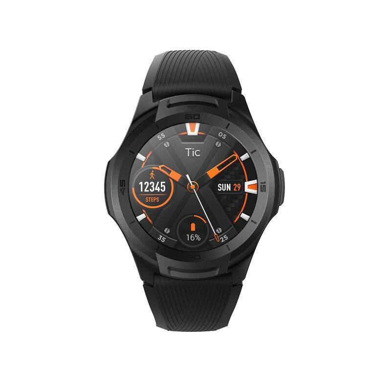 ลดสุดๆ [Wevery]- Mobvoi TicWatch Sport 2 S2 Smartwatch นาฬิกาสมาร์ทวอทช์ (US Military - Grade Durability) สมาร์ทวอช สมาร์ทวอทช์ นาฬิกาออกกำลัง นาฬิกาอัจฉริยะ นาฬิกาสมาทวอช ส่ง Kerry เก็บปลายทางได้