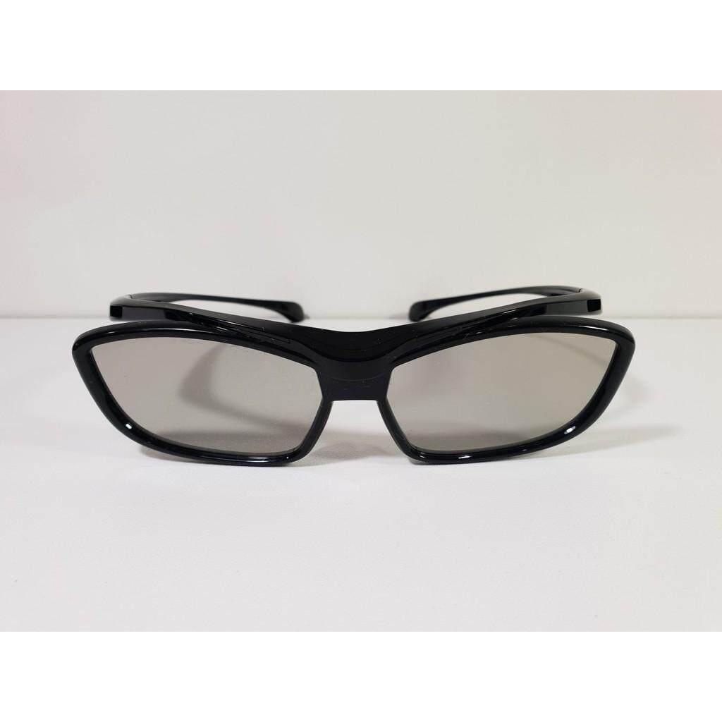 """เก็บเงินปลายทางได้ """"ส่งฟรี KERRY""""แว่นตา 3 มิติ แว่นตา 3D ดูทีวี 3 มิติ ยี่ห้อ Panasonic รุ่น TY-EP3D10 ของแท้ ของใหม่ ขายไม่แพง"""