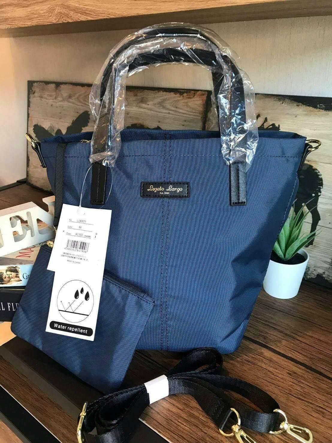 สินเชื่อบุคคลซิตี้  นนทบุรี Anello & Legato Largo Mini Tote Shoulder Bag