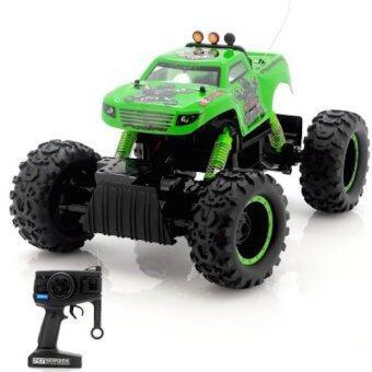 Babybear รถไต่หินบังคับ Rock Crawler King 4WD 1:12 - Green