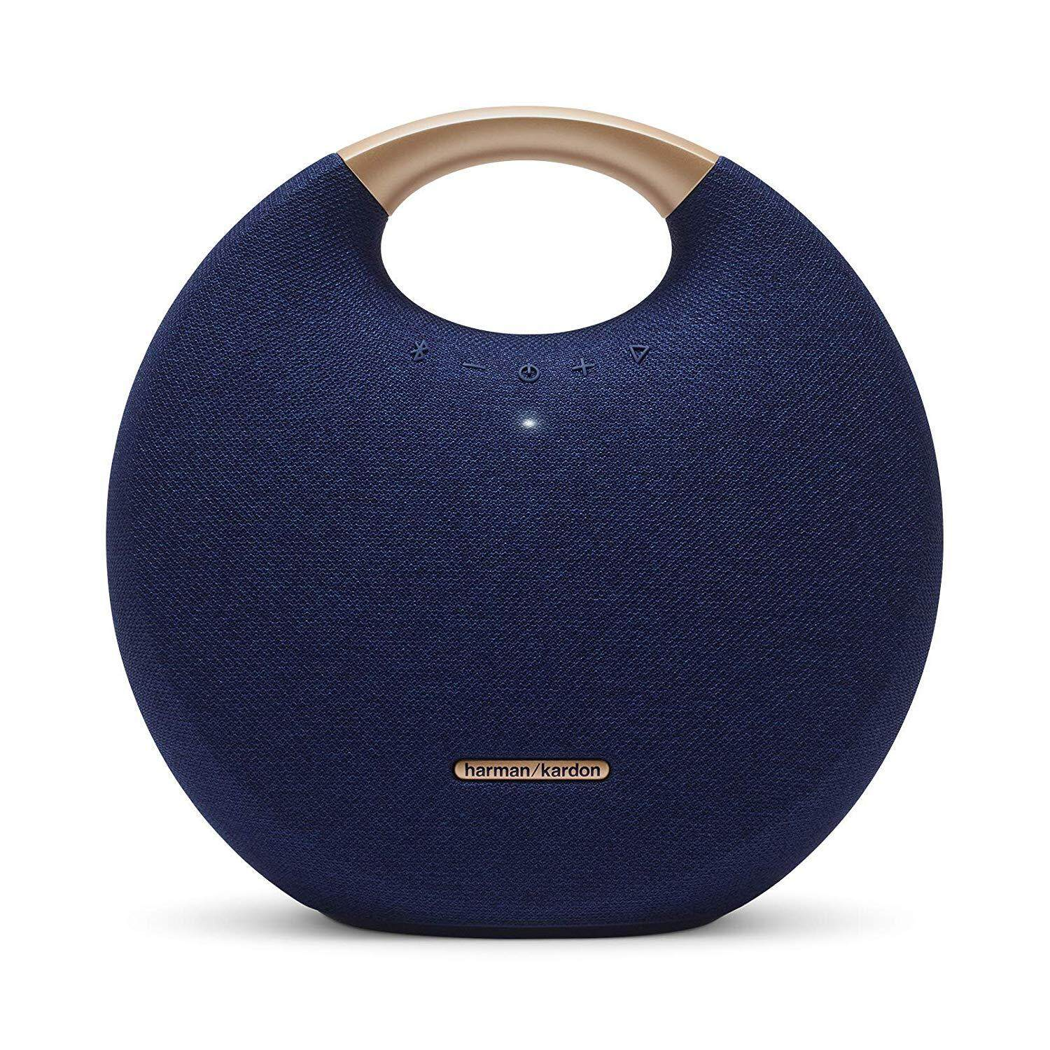 ยี่ห้อไหนดี  พะเยา Harman Kardon Onyx Studio 5 Bluetooth Wireless Speaker (Onyx5) - Blue