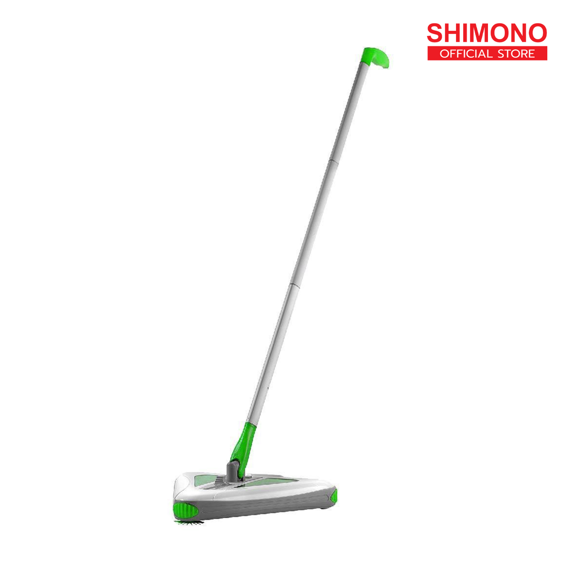 Shimono ไม้กวาดไฟฟ้าอัจฉริยะ SW-3737 ไม้กวาดสามเหลี่ยม