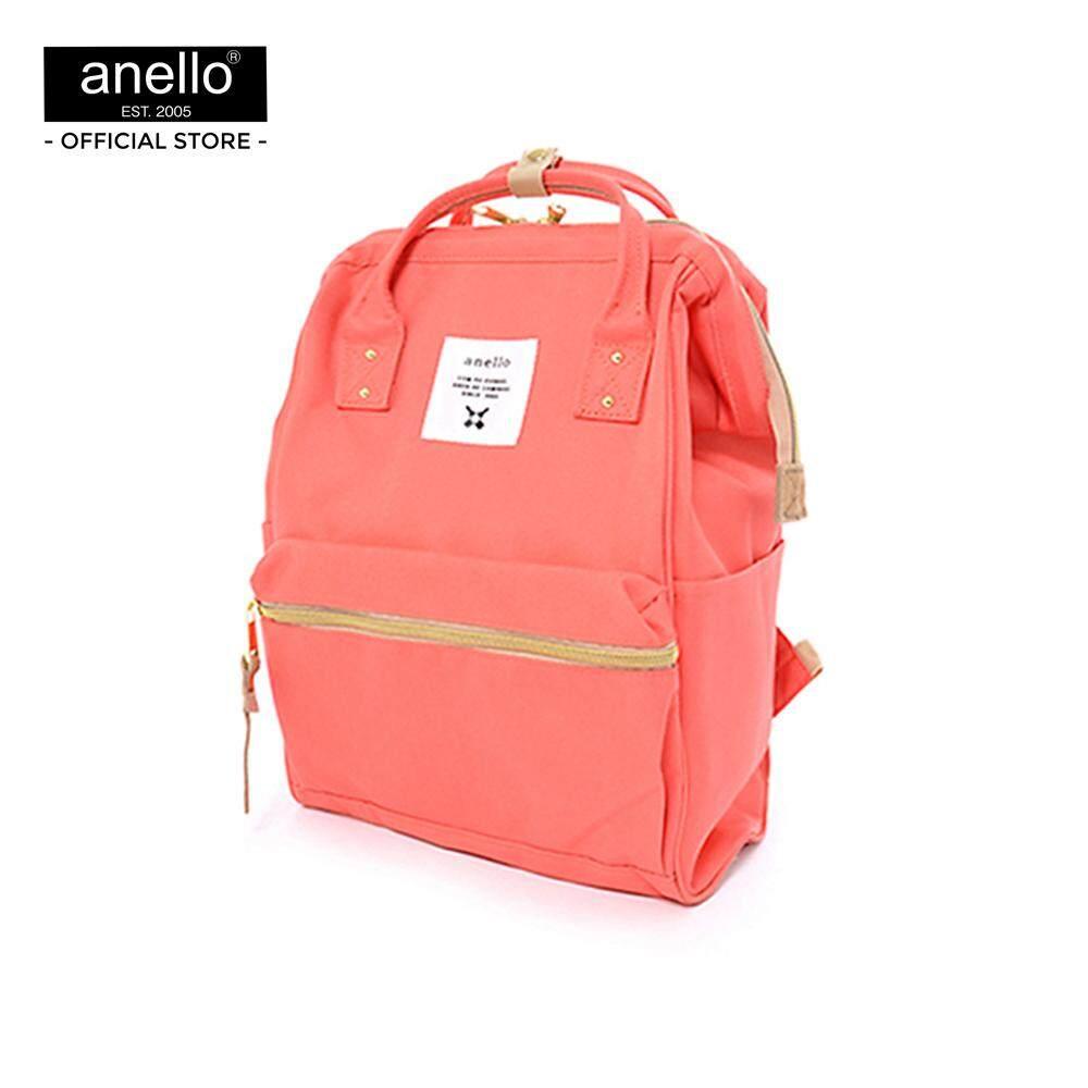 สอนใช้งาน  นครสวรรค์ กระเป๋า anello Mini Backpack Mini Backpack AT-B0197B-CPI