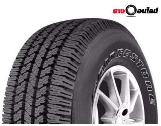 ประกันภัย รถยนต์ แบบ ผ่อน ได้ มหาสารคาม Bridgestone บริสโตน AT D693 ยางรถยนต์ ขนาด 16-17 นิ้ว จำนวน 1 เส้น (แถมจุ๊บลมยาง 1 ตัว)