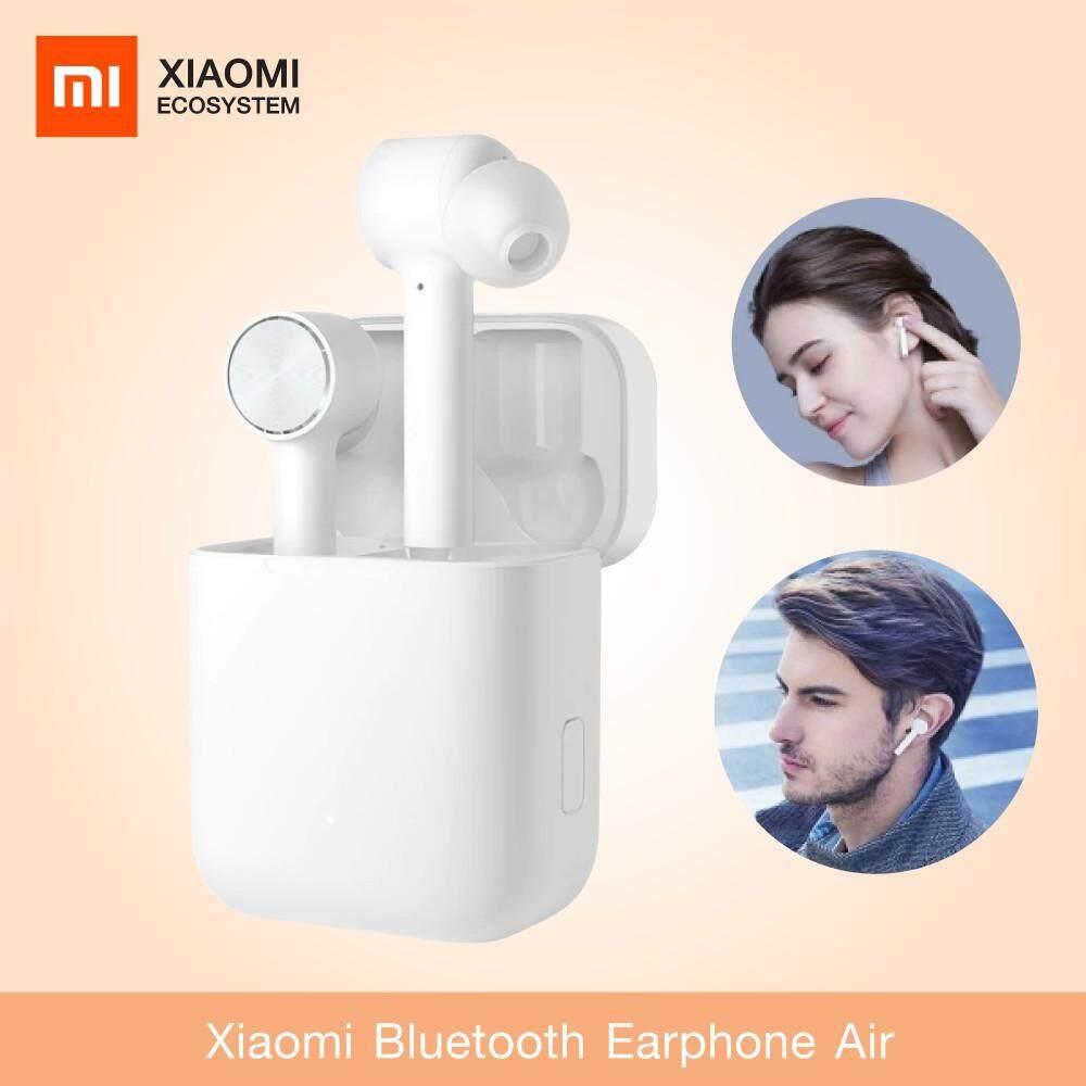 การใช้งาน  ร้อยเอ็ด พร้อมส่งทันที  Xiaomi Bluetooth Air หูฟังบลูทูธไร้แบบ True Wireless พร้อมเคสชาร์จไฟในตัว