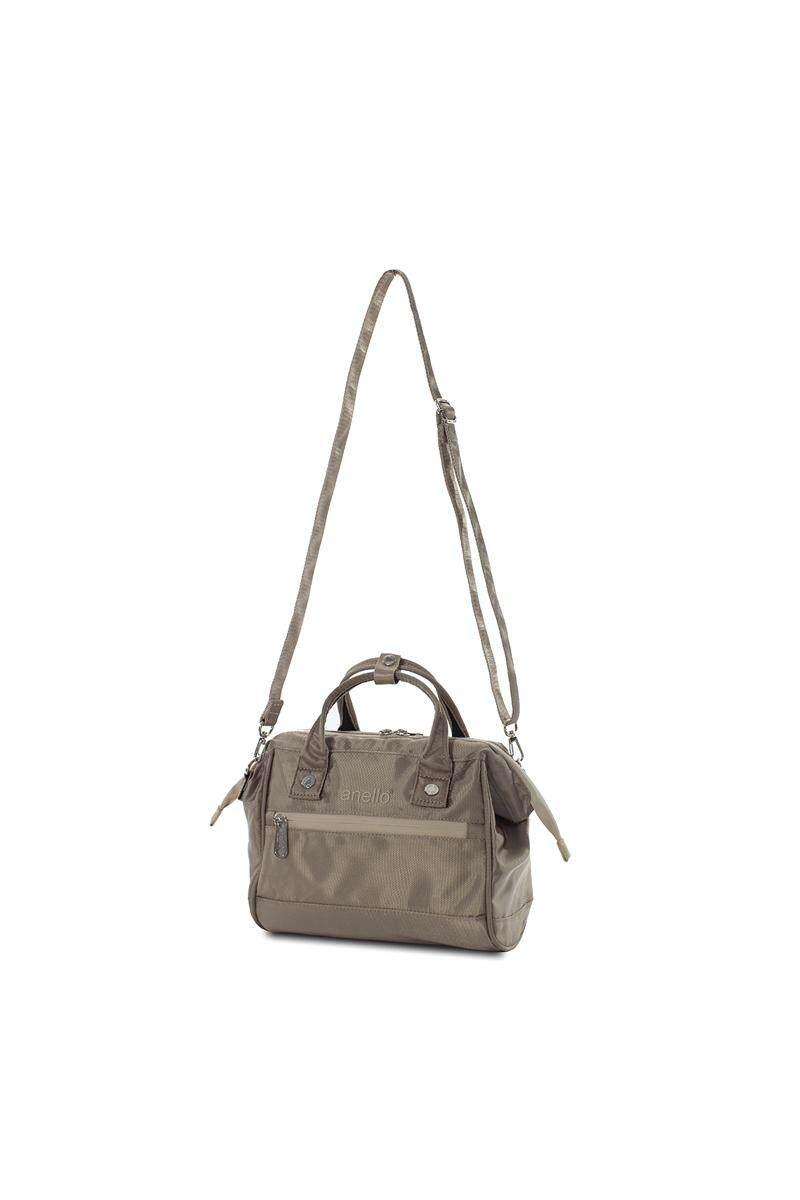 สระแก้ว กระเป๋า Anello Repellency Edition2 Mini Shoulder Bag - Japan Imported 100%