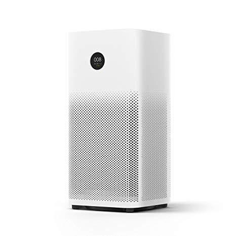 บัตรเครดิต ธนชาต  เลย เครื่องกรองอากาศ ประกัน 1 ปี เครื่องฟอกอากาศ Xiaomi Air Purifier 2S (CN) ช่วยฟอกอากาศ ดักจับสารก่อภูมิแพ้ และขจัดกลิ่นไม่พึงประสงค์