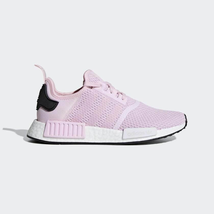 สอนใช้งาน  ปราจีนบุรี Adidas Originals รองเท้า NMD R1 Clear Pink / Ftwr White / Core Black (B37648)