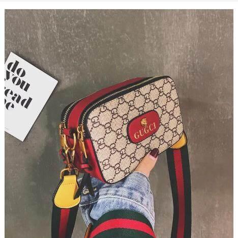 กระเป๋าถือ นักเรียน ผู้หญิง วัยรุ่น หนองคาย พร้อมส่งกระเป๋าสะพายข้าง No gc10 bag