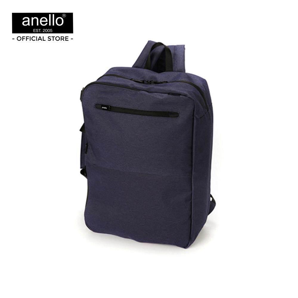 บัตรเครดิตซิตี้แบงก์ รีวอร์ด  กาฬสินธุ์ anelloกระเป๋าเป้ Regular 3 WAY rucksack AT-B2121-NV