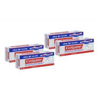 คอลเกต ยาสีฟัน เซนซิทีฟ โปรรีลีฟ ออริจินัล 110 กรัม แพ็คคู่ X4