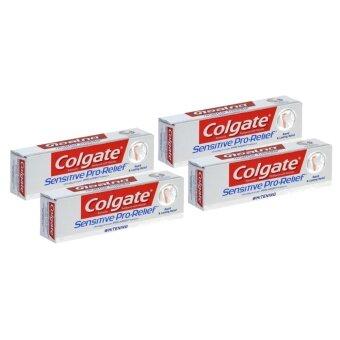คอลเกต ยาสีฟัน เซนซิทีฟ โปรรีลีฟ ไวท์เทนนิ่ง 110 กรัม แพ็คเดี่ยว X4