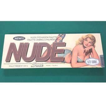 ลดราคา อายแชร์โดว์ ที่ทาตา เครื่องสำอางค์ นู้ด 12 เฉด รุ่น 6631 Nude DudeEye shadow Palette No.6631 (12 Colors)