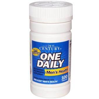 21st Century One Daily Men's Health x 100 เม็ด