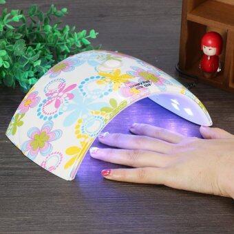 รีวิว 36W 18leds UV Led Light Nail Dryer Gel Polish Curing Sun Lamp AutoSensor EU Plug #1 - intl
