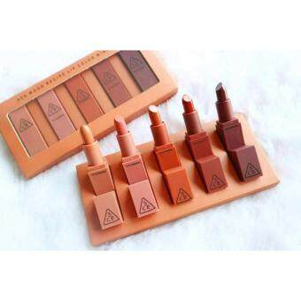 3CE MOOD RECIPE LIP COLOR Mini Kit เซต5สี
