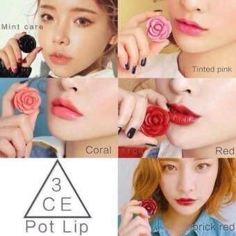 3CE Rose POT LIP เซต5สี