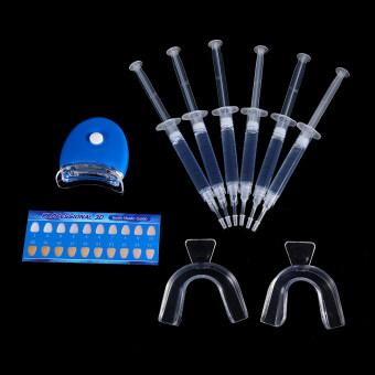 ชุดขาวงานทันตกรรม 44% รอยฟันกัดปากระบบเจล