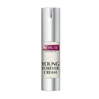 Achute ครีมหน้าเด้ง Yong Forever Cream
