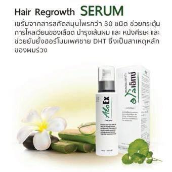 AloEx Hair Regrowth Serum