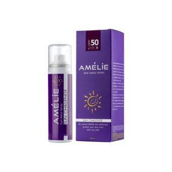 Ame'lie Sun Challenge สเปรย์กันแดดสำหรับหน้า SPF50