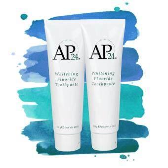 AP24 ยาสีฟันฟันขาว Whitening Fluoride Toothpaste