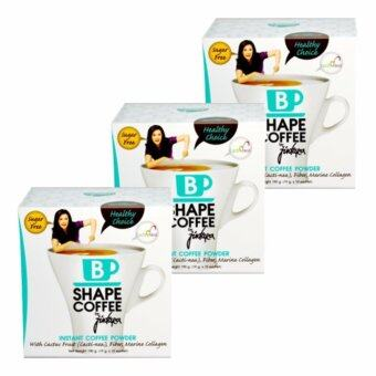 B SHAPE COFFEE by Jintara Healthy