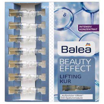 Balea Beauty Effect Lifting Treatment Ampoules With Hyaluronic Acid7 x 1 ml